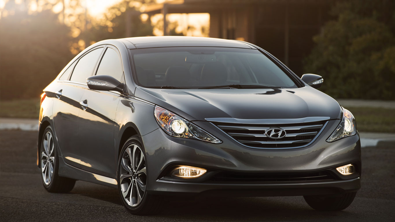 About - Hyundai Sonata and Santa Fe Sport Engine Recall